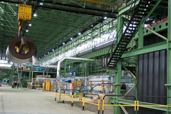 بومی سازی و جایگزینی ۱۶ پایۀ هیدروژنی و اتوماسیون صنعتی در فولاد مبارکه