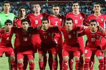 برگزاری تمرینات تیم فوتبال نوجوانان ایران در رامسر