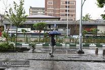 کدام استانهای کشور بارانی میشوند؟