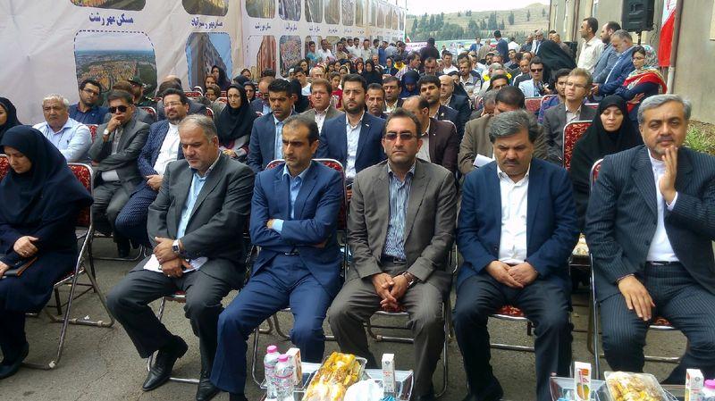 افتتاح بیش از هزار واحد مسکن مهر در گیلان