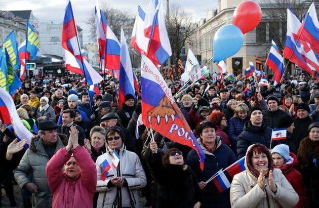 دو سوم مردم روسیه به روس بودنشان افتخار میکنند