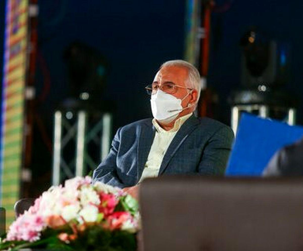 افتتاح سالن گلستان شهدا به زودی در اصفهان