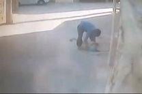 انداختن کودک به چاه توسط پسرعمویش به دلیل اختلافات خانوادگی