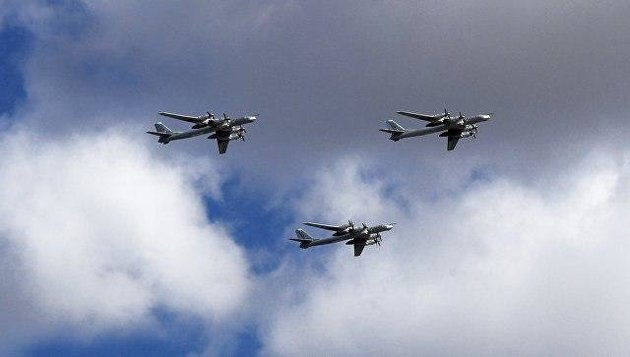 پرواز مجدد هواپیماهای روسی در سواحل آلاسکا