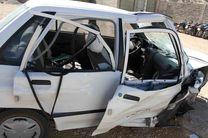 واژگونی خودرو حامل پرستاران جاسکی/مصدومین با بالگرد به بندرعباس منتقل شدند
