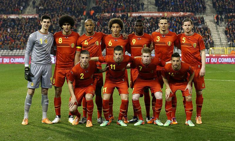 فهرست نهایی تیم ملی فوتبال بلژیک برای جام جهانی اعلام شد