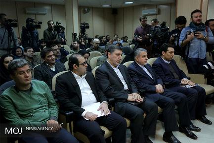 نشست خبری وزیر فرهنگ و ارشاد اسلامی
