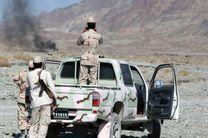 دو مرزبان در مرز سردشت به شهادت رسیدند