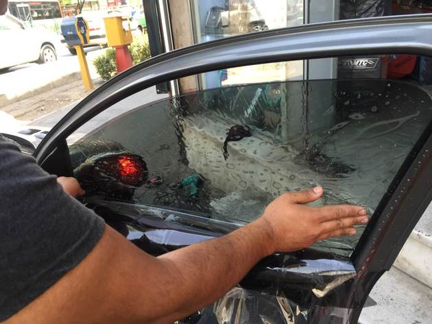 استاندارد دودی کردن شیشه خودرو فقط 35 درصد است