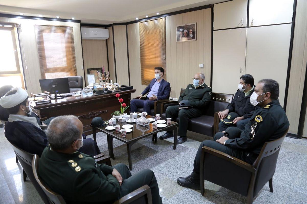 ضرورت تسریع در احداث مرکز آموزشی نیروی انتظامی