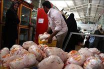 قیمت هر کیلو مرغ به ۷۷۰۰ تومان رسید
