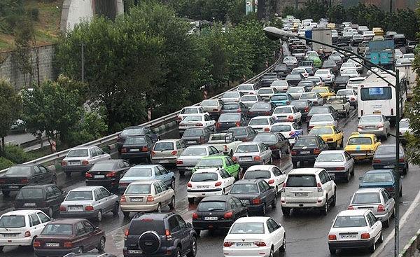 آخرین وضعیت ترافیکی و جوی جادهها در 8 مرداد