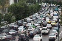 آخرین وضعیت ترافیکی و جوی جادهها در اول مرداد