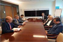 دیدار نماینده ویژه دبیرکل سازمان ملل در امور عراق با ظریف