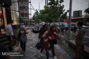 وقوع تندباد در تهران/ وزش باد ششم خرداد شدیدتر است