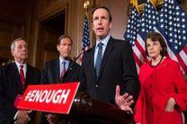 سنای آمریکا به لایحه محدودیت فروش اسلحه رأی منفی داد