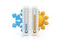 کاهش ۵ درجهای دما در هرمزگان