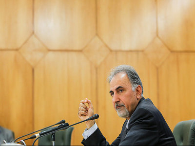 نجفی شهردار تهران شد