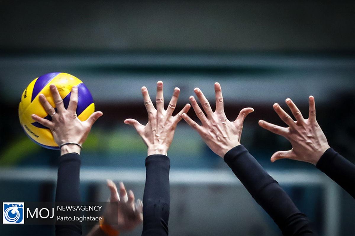مرحله نخست واکسیناسیون تیم ملی والیبال بانوان انجام شد