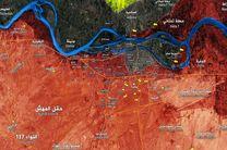 محله البلعوم و المدیحی با تلاش نیروهای ارتش سوریه آزاد شد