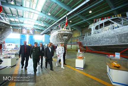 رونمایی از طرح تحول صنعت دریایی کشور