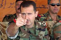 بشار اسد: پیروزی های ارتش سوریه تصادفی نبوده است