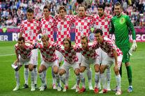سختترین تیمها برای همگروهی با کرواسی مشخص شد