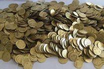 کشف سکه های عتیقه از 2 مسافر متروی تهران