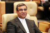 تبریک مدیرعامل سازمان منطقه آزاد کیش به سفرای 23 کشور اسلامی