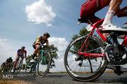 قهرمانی صفرزاده در رشته استقامت جاده لیگ دوچرخه سواری
