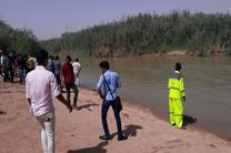 غرق شدن نوجوان اهوازی در رودخانه کارون