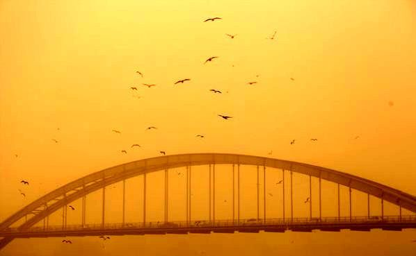 هوا در 9 شهر خوزستان خطرناک شد