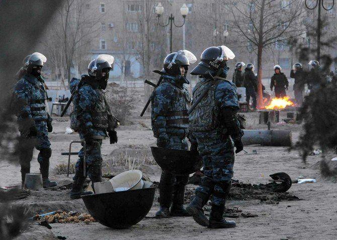 درگیری ها در جنوب قزاقستان، 8 کشته برجا گذاشت