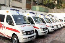 افزایش 17 درصدی ماموریت های اورژانس اصفهان