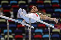 مدال برنز آسیا بعد از 2 سال به کاپیتان ژیمناستیک ایران رسید