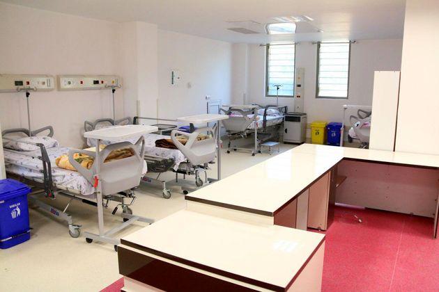 بهره برداری از مرکز رادیوتراپی بیمارستان شهید بهشتی قم