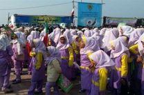 4600 مدرسه در کرمانشاه پذیرای 325 هزار دانش آموز است