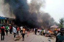 کشته شدن ۱۲ تن در حملات انتحاری در شمال نیجریه