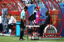 ترس فیفا باعث تغییر داوران فینال جام کنفدراسیونها شد