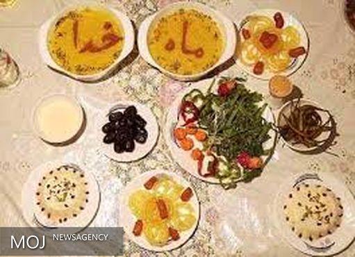 اجرای برنامه زندگی به سبک بندگی همراه با افطاری ایتام