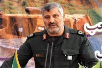 فرمانده قرارگاه سازندگی خاتمالانبیا (ص)  از مرز مهران بازدید کرد