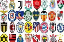 نظرسنجی مارکا برای انتخاب محبوبترین و منفورترین باشگاهها/حضور پرسپولیس در بین نامزدها