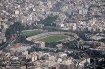 کیفیت هوای تهران در 14 شهریور سالم است