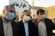 رونمایی از 2 بلوار هاتف و عطار در خمینی شهر