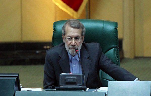 لاریجانی از وزیر دفاع تشکر کرد