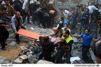 سکوت مجامع بینالمللی درباره فلسطین بدتر از جنایات صهیونیستها است