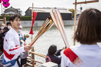 ثبت اولین ابتلا به ویروس کرونا در مراسم حمل مشعل المپیک