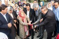 کلنگ موزه ایران درودی به زمین خورد