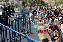 واکنش قطر به بسته شدن مسجد الاقصی/آیسسکو خواستار آزادی مفتی قدس