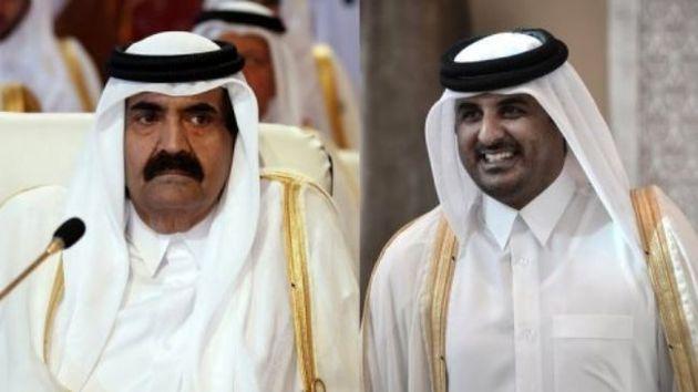 بحران سیاسی در قطر/ نگرانی امیر از کودتای پدرش